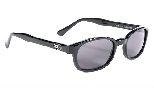 Original KD's biker shade  - Smoke #KD2010