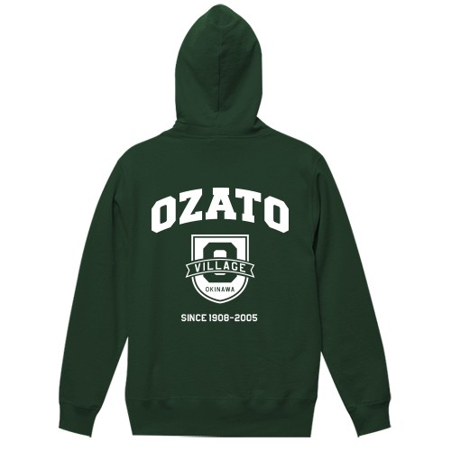 OZATO VILLAGE PULL OVER PARKA