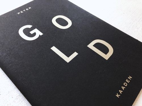 GOLD/Peter Kaaden