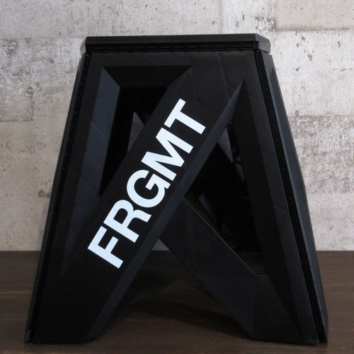 Fragment Design POP BY JUN 限定 FRGMT FOLDABLE CHAIR 39cm