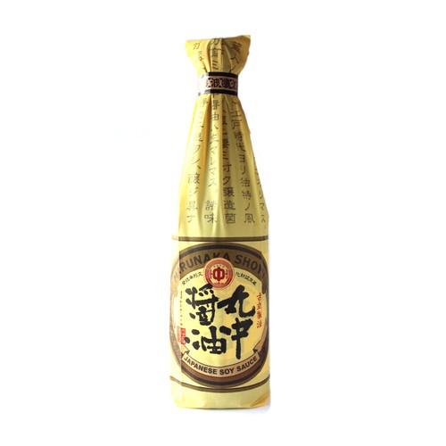 【こだわりと伝統】丸中醸造醤油