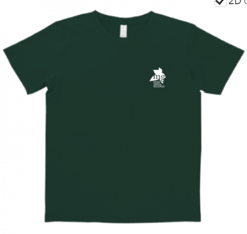 MGR 20周年記念Tシャツ_モスグリーン