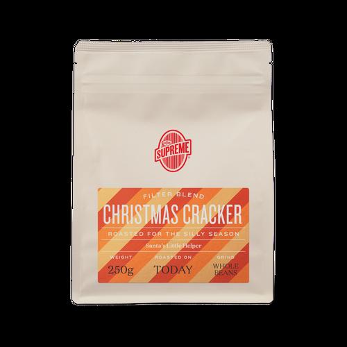 期間限定:クリスマスブレンド・Christmas Cracker 150g