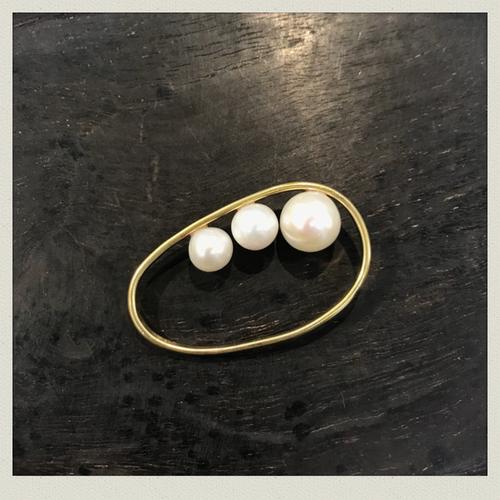 pearl ring  4(2finger用)PeR-4