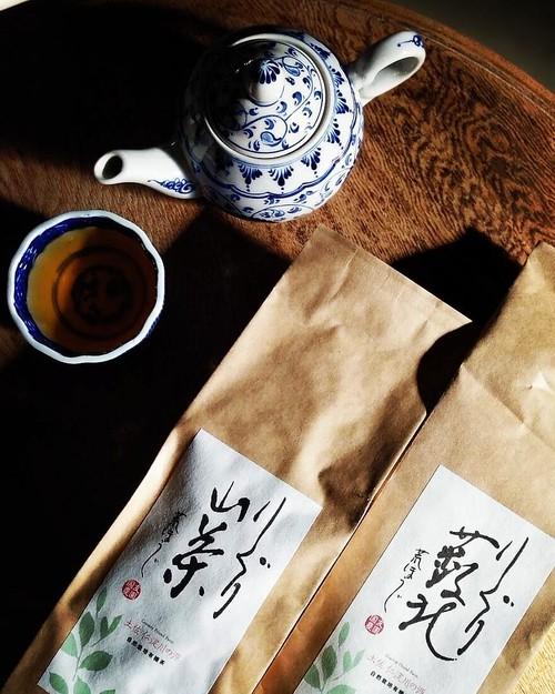 土佐のほうじ茶【りぐり山茶】☆送料無料☆