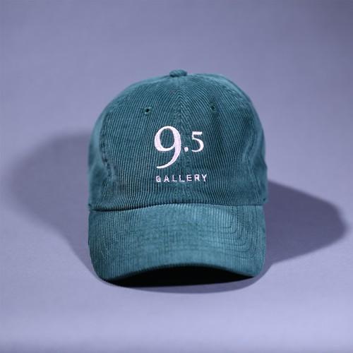 Gallery9.5 コーデュロイベースボールキャップ  Gallery9.5 Corduroy Baseball Cap
