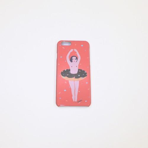 【ShiShi Yamazaki】doughnut!  iphone 6,6sケース