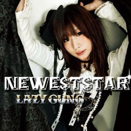 NEWEST STAR / LAZYGUNG(CD)
