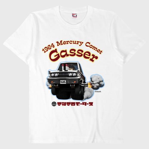 Gasser(1964 Mecury-Comet) Tシャツ