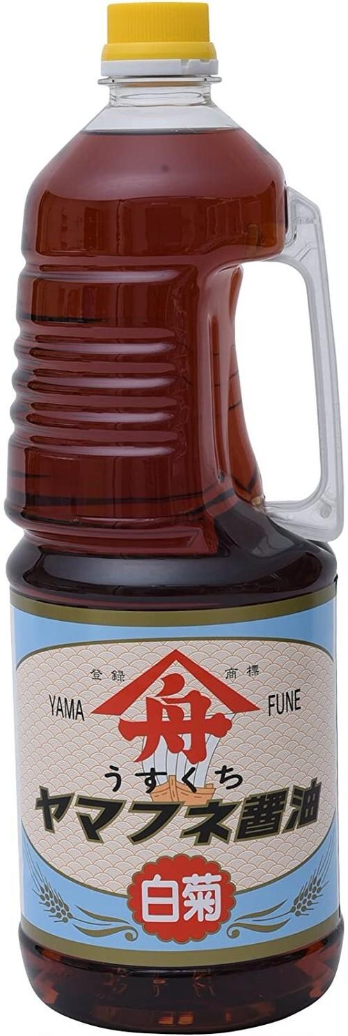 淡口醤油(白菊)