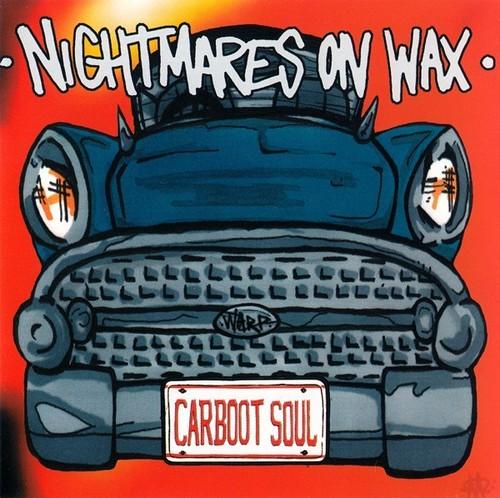 (2LP)Nightmares On Wax 「CARBOOT SOUL」