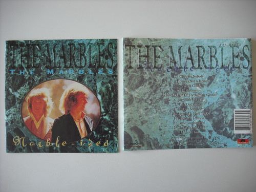 【CD】MARBLES / MARBLE-IZED
