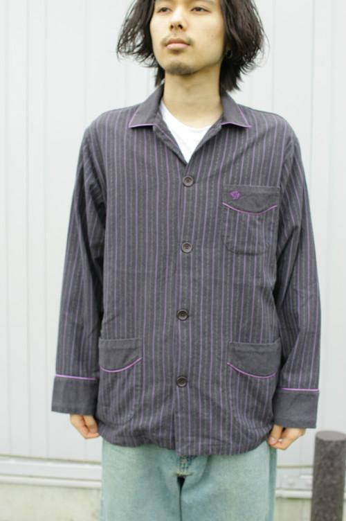 Cotton Pajama Shirt