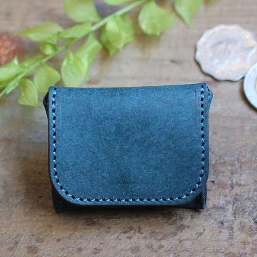 Tiny Coin Case / BLUE GREEN (プエブロ)