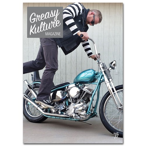 Greasy Kulture magazine issue#77