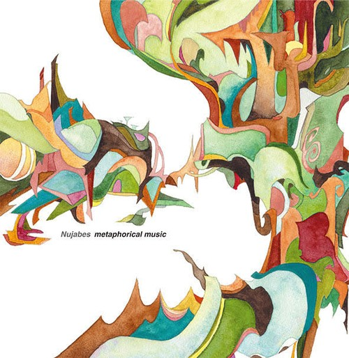 【予約/LP】Nujabes - Metaphorical Music