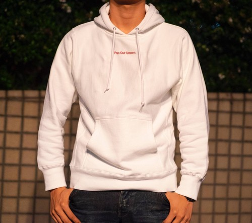 Pop Out Greensパーカー/Pop Out Greens Hoodie