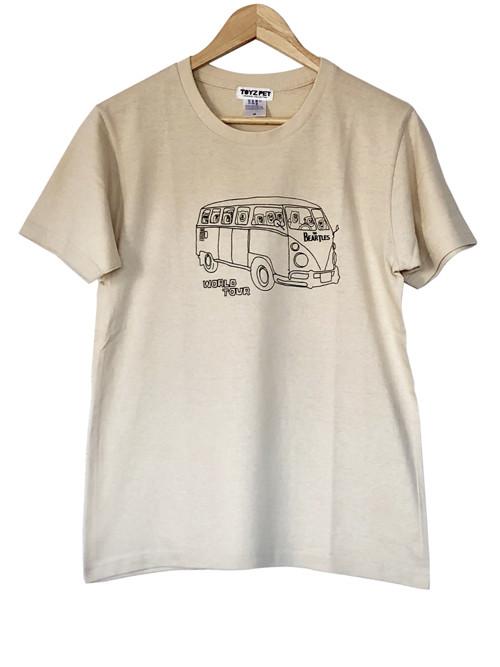 ワールドツアーTシャツ