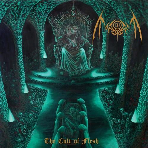 "[IOSR CD 001] MORBID ART ""The Cult of Flesh"""