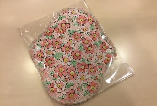 布ナプキン おりもの用 綿100% ミニライナー