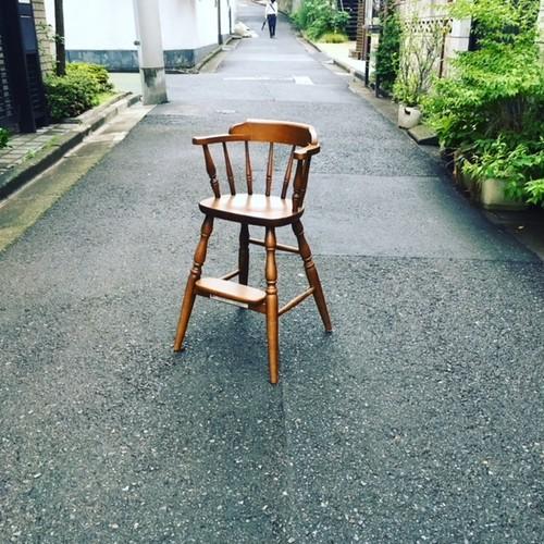 飛騨産業 / キツツキ  ベビーチェア