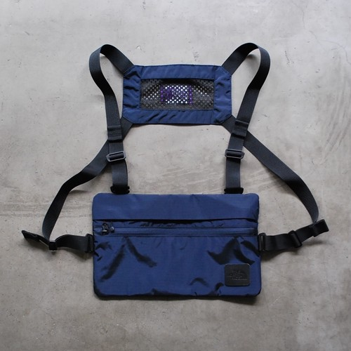THE NORTH FACE PURPLE LABEL Nylon Ripstop Chest Rig NAVY