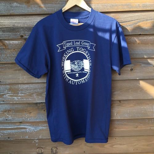 1980〜90's ONEITA S/S Tシャツ U.S.POSTAL SERVICE