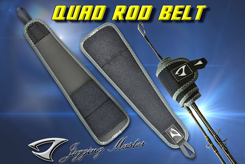 ロッドベルト:JM  Quad Rod Belt NO.RB - 05