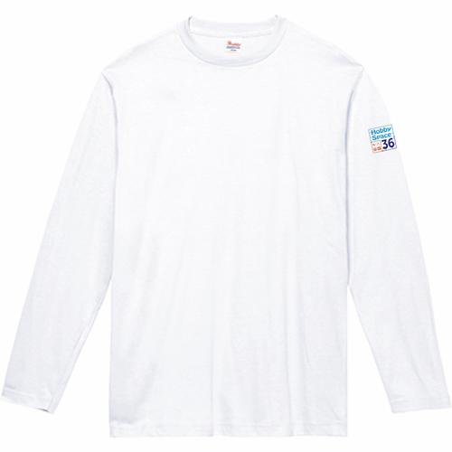 オリジナルロゴ長袖Tシャツ