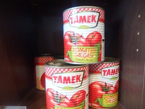 トマトペースト830g Tomato paste