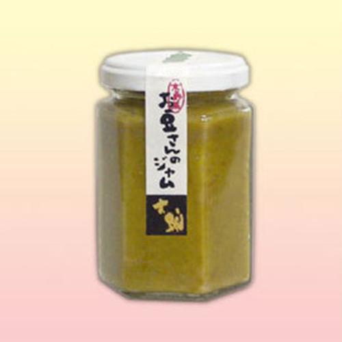京の野菜・お豆さんのジャム(内容量150g)
