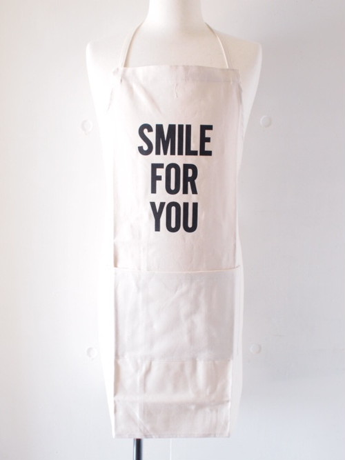 DRESSSEN ADULT APLON(SMILE FOR YOU) / #43