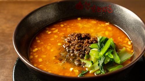 『激辛!』【想吃担担面】濃厚汁有り担担麺