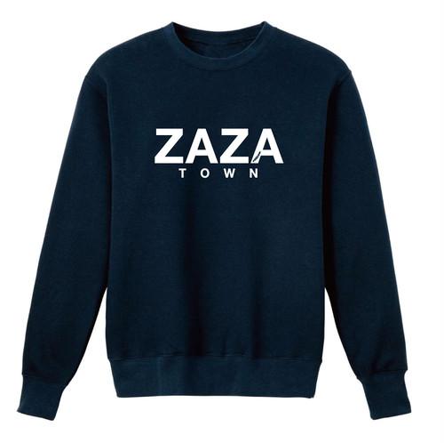 ZAZA TOWN スウェット ネイビー
