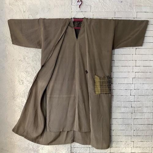 訳あり 絹アンサンブル(コート&ワンピース) 20AS018