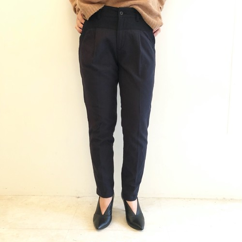 【 ANTGAUGE 】- C1741 - EASY TAPERED TROUSERS