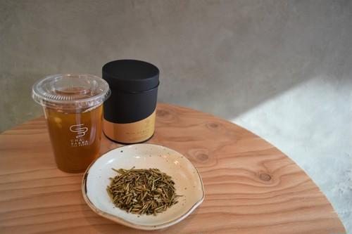【2019 NEW】ふくみどり - 棒ほうじ茶 - 50g(茶缶)