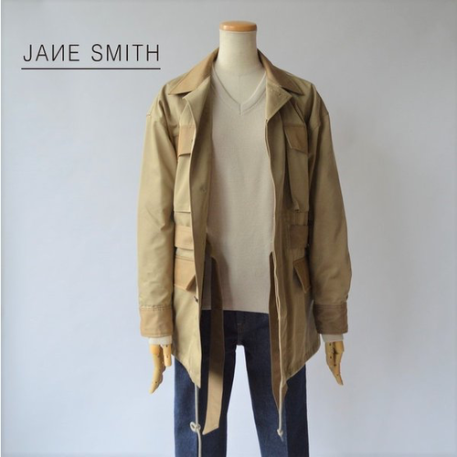 JANE SMITH/ジェーンスミス・ Fatigue jacket
