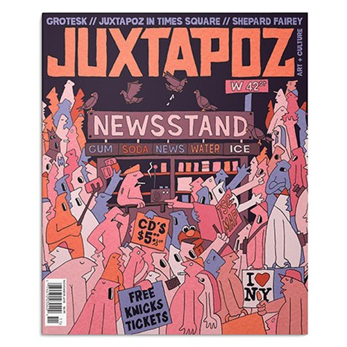 JUXTAPOZ - ISSUE 178 / DECEMBER 2015
