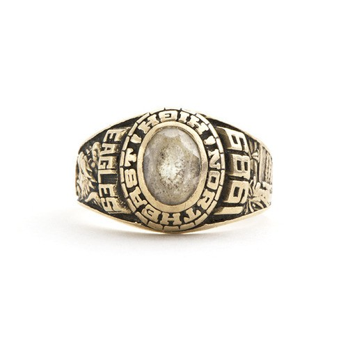 North East High School Class Ring