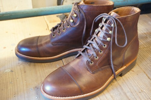 Superior BOOTS & SHOES by J.CREW cap-toe Boots