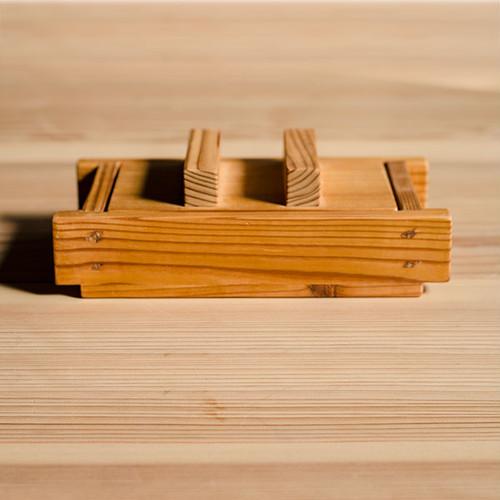 丹沢杉の井桁重箱