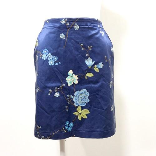 KENZO JEANS 花柄スカート