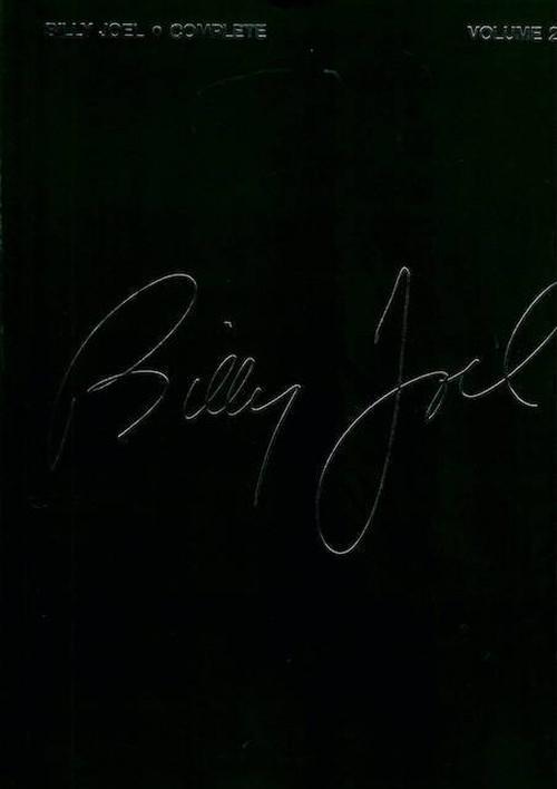 A01i95 ビリー・ジョエル コンプリート ボリューム2(ピアノ ボーカル ギター/ビリー・ジョエル/楽譜)