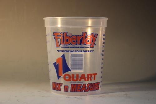 Fiberlay Paint Cup (ペイントカップ1Quart)