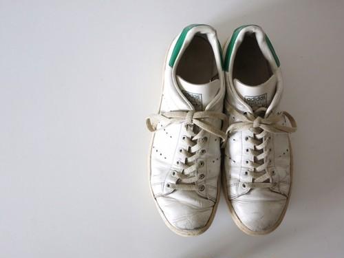 1960's adidas スタンスミス ハイレット