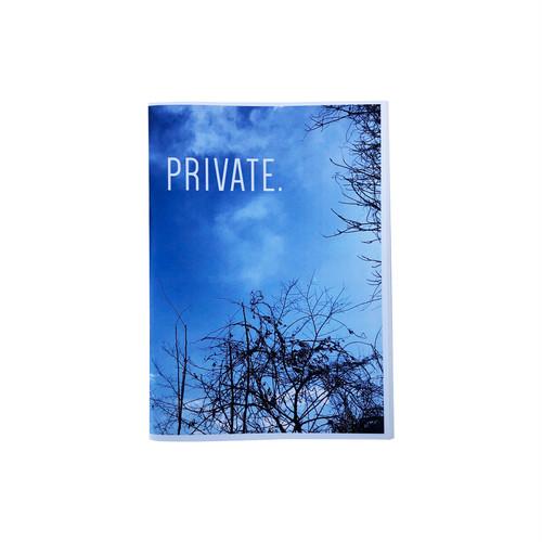 PRIVATE. magazine - 201711-201802 issue -