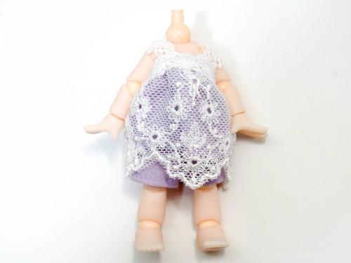 キューポッシュフレンズ シェリー -Cherie- 体パーツ 私服