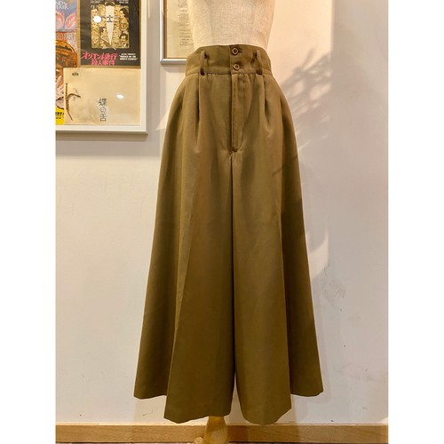 ladies wide pants