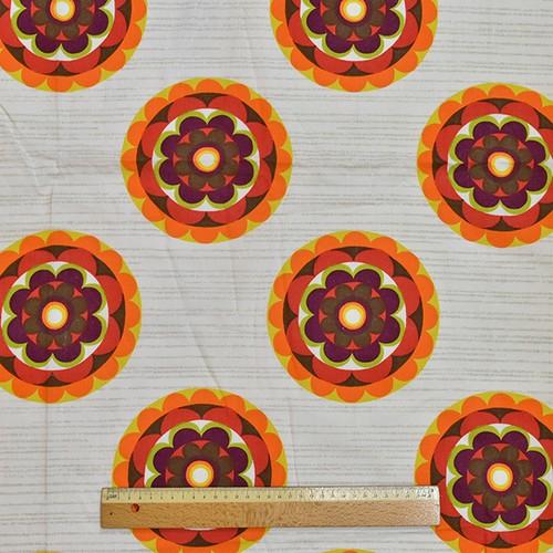 プリントカーテン(横156×縦130)